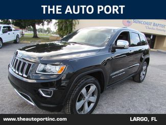 2015 Jeep Grand Cherokee Limited in Largo, Florida 33773