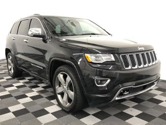 2015 Jeep Grand Cherokee Overland LINDON, UT 8