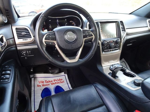 2015 Jeep Grand Cherokee Limited Madison, NC 42