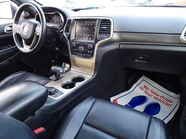 2015 Jeep Grand Cherokee Limited Madison, NC 43