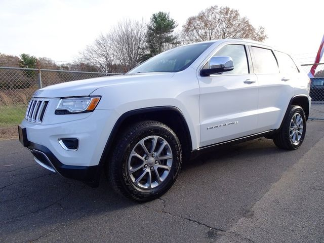 2015 Jeep Grand Cherokee Limited Madison, NC 5