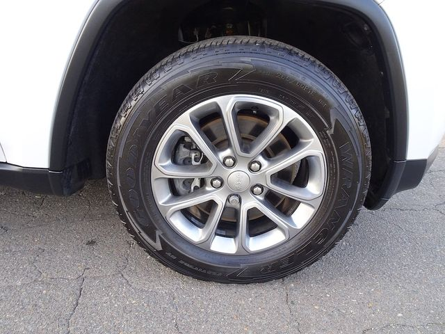 2015 Jeep Grand Cherokee Limited Madison, NC 9