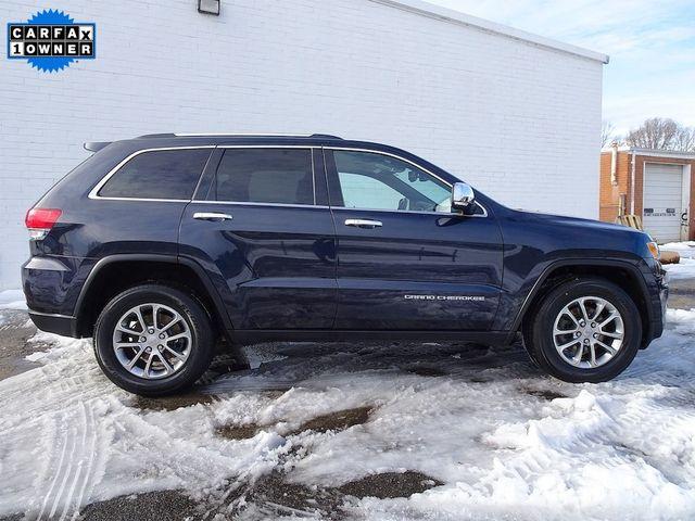 2015 Jeep Grand Cherokee Limited Madison, NC 1