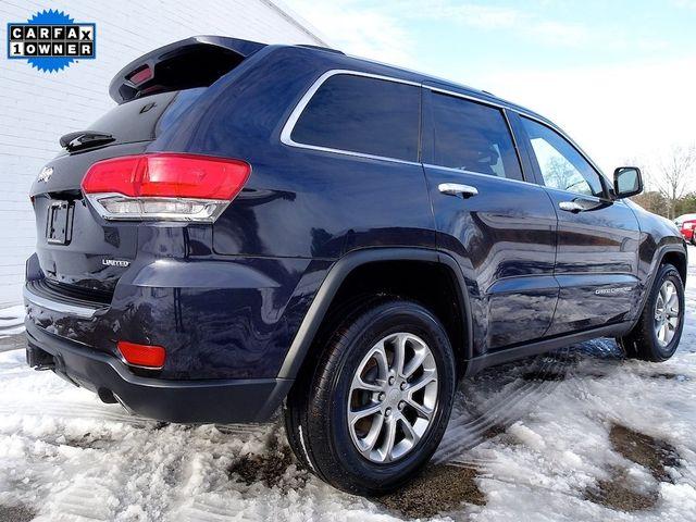 2015 Jeep Grand Cherokee Limited Madison, NC 2