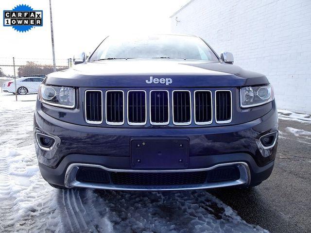 2015 Jeep Grand Cherokee Limited Madison, NC 7