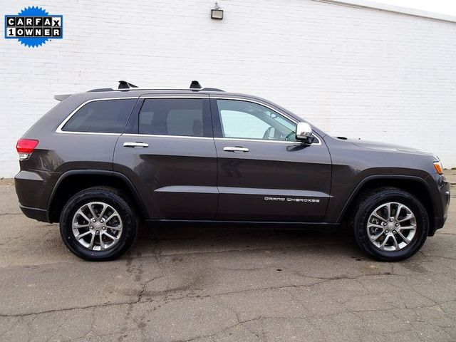 2015 Jeep Grand Cherokee Limited Madison, NC 1