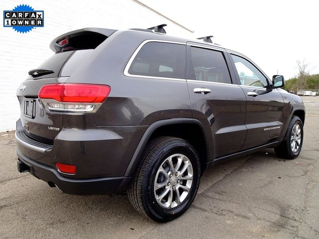 2015 Jeep Grand Cherokee Limited Madison, NC 2