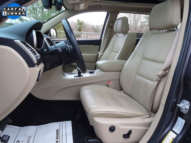 2015 Jeep Grand Cherokee Limited Madison, NC 34