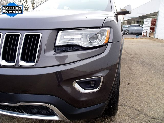 2015 Jeep Grand Cherokee Limited Madison, NC 8