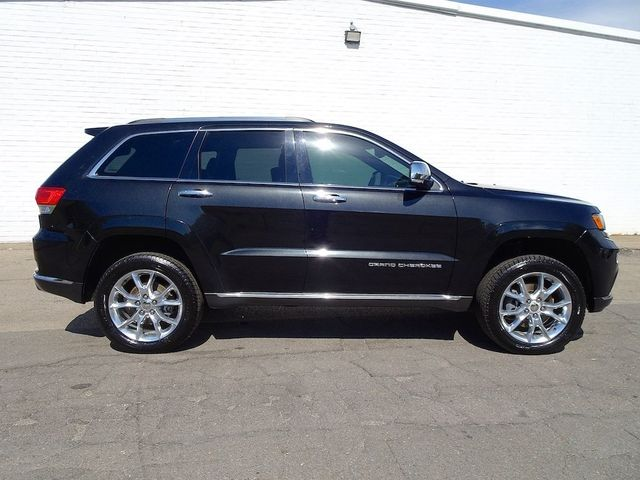2015 Jeep Grand Cherokee Summit Madison, NC 1