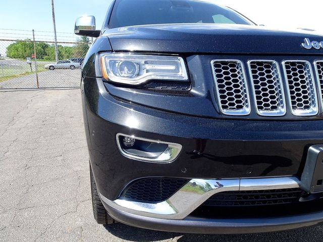 2015 Jeep Grand Cherokee Summit Madison, NC 8