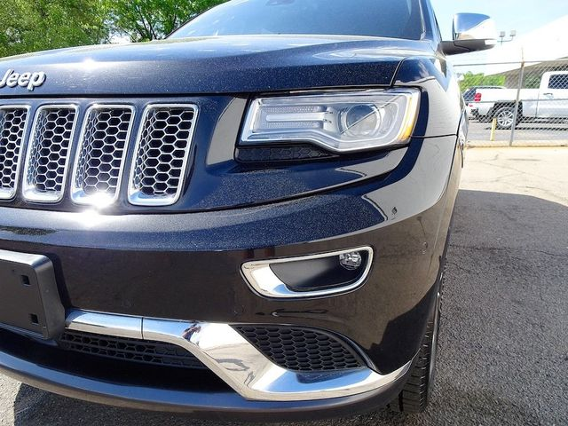 2015 Jeep Grand Cherokee Summit Madison, NC 9