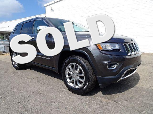 2015 Jeep Grand Cherokee Limited Madison, NC 0
