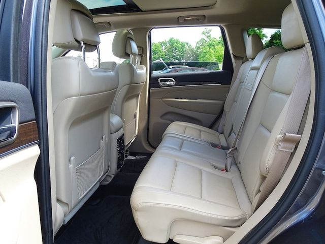 2015 Jeep Grand Cherokee Limited Madison, NC 34