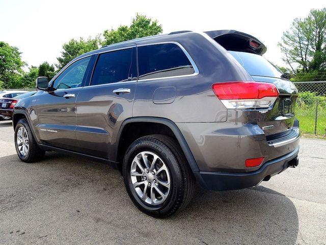 2015 Jeep Grand Cherokee Limited Madison, NC 4