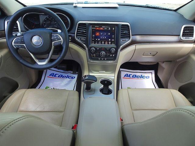 2015 Jeep Grand Cherokee Limited Madison, NC 40