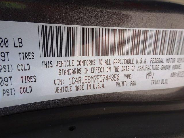 2015 Jeep Grand Cherokee Limited Madison, NC 54