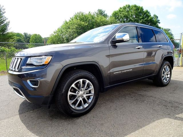 2015 Jeep Grand Cherokee Limited Madison, NC 6
