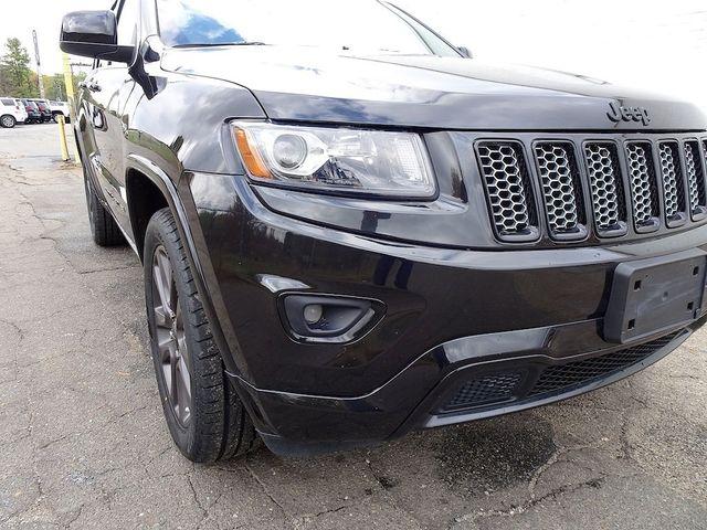 2015 Jeep Grand Cherokee Altitude Madison, NC 8