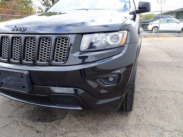 2015 Jeep Grand Cherokee Altitude Madison, NC 9