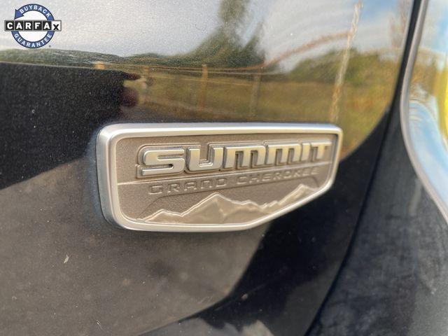 2015 Jeep Grand Cherokee Summit Madison, NC 18