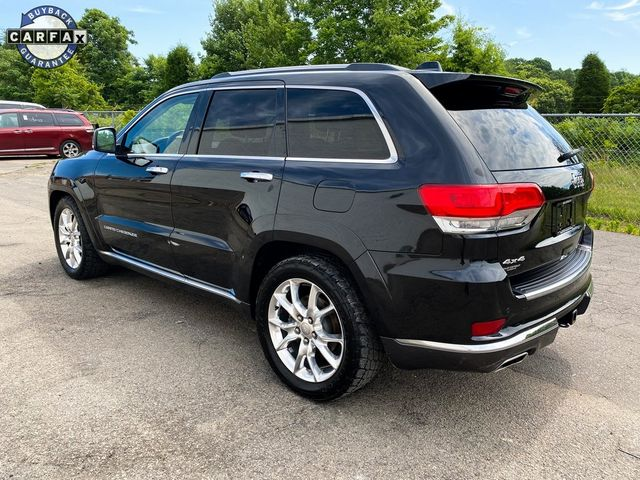 2015 Jeep Grand Cherokee Summit Madison, NC 3