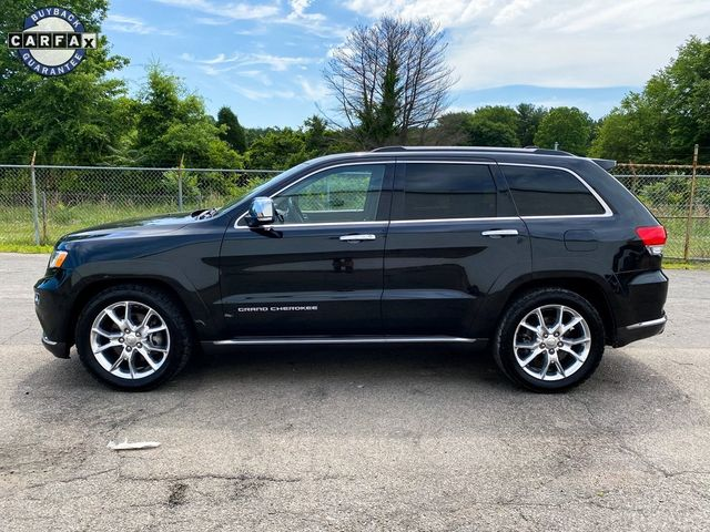 2015 Jeep Grand Cherokee Summit Madison, NC 4