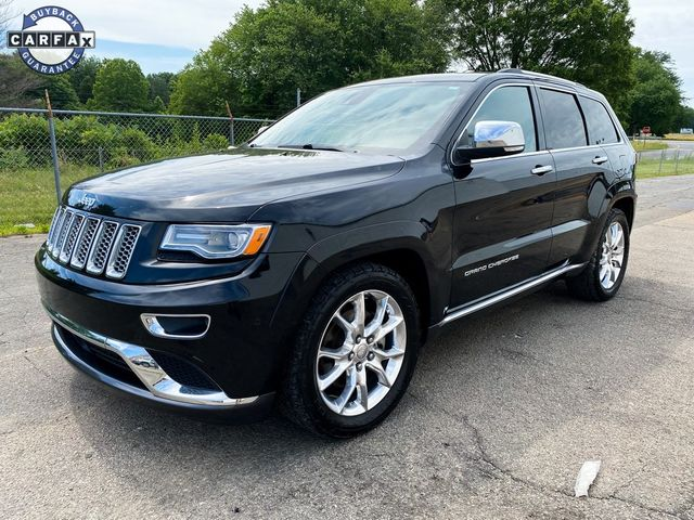 2015 Jeep Grand Cherokee Summit Madison, NC 5