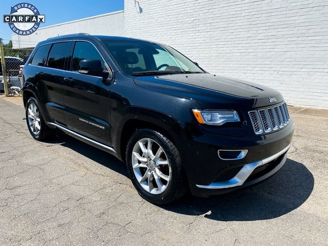 2015 Jeep Grand Cherokee Summit Madison, NC 7