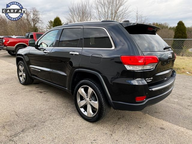 2015 Jeep Grand Cherokee Limited Madison, NC 3