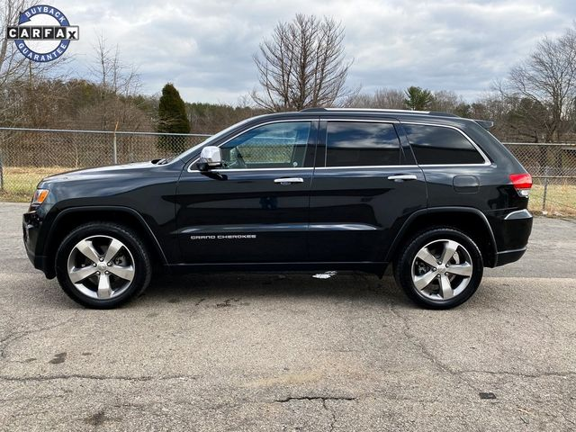 2015 Jeep Grand Cherokee Limited Madison, NC 4
