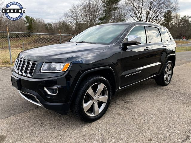 2015 Jeep Grand Cherokee Limited Madison, NC 5