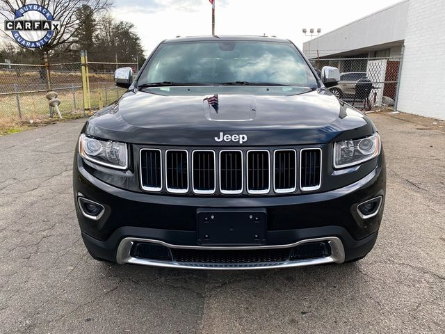 2015 Jeep Grand Cherokee Limited Madison, NC 6