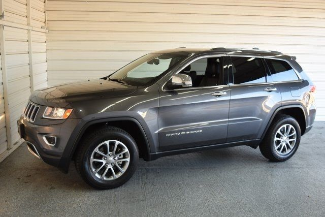 2015 Jeep Grand Cherokee Limited in McKinney Texas, 75070