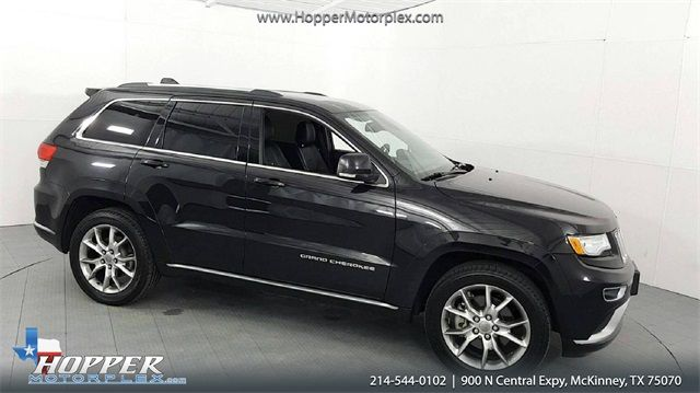 2015 Jeep Grand Cherokee Summit in McKinney Texas, 75070
