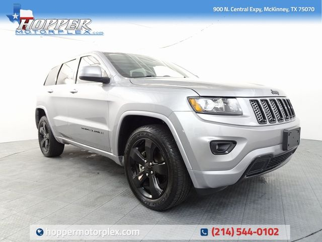 2015 Jeep Grand Cherokee Altitude in McKinney, Texas 75070