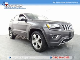 2015 Jeep Grand Cherokee Overland in McKinney, Texas 75070