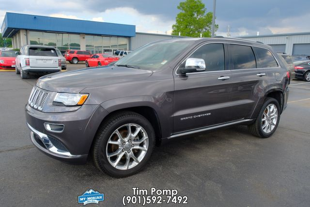 2015 Jeep Grand Cherokee Summit in Memphis, Tennessee 38115