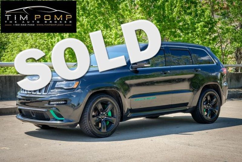 2015 Jeep Grand Cherokee SRT | Memphis, Tennessee | Tim Pomp - The Auto Broker in Memphis Tennessee