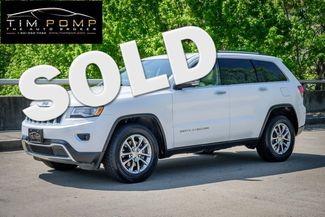 2015 Jeep Grand Cherokee Limited | Memphis, Tennessee | Tim Pomp - The Auto Broker in  Tennessee