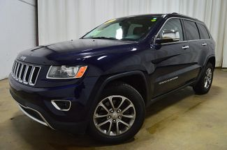 2015 Jeep Grand Cherokee Limited/ W Navi & Sunroof in Merrillville, IN 46410
