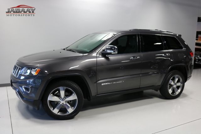 2015 Jeep Grand Cherokee Limited Merrillville, Indiana 29