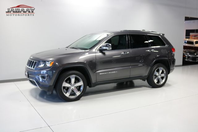 2015 Jeep Grand Cherokee Limited Merrillville, Indiana 34
