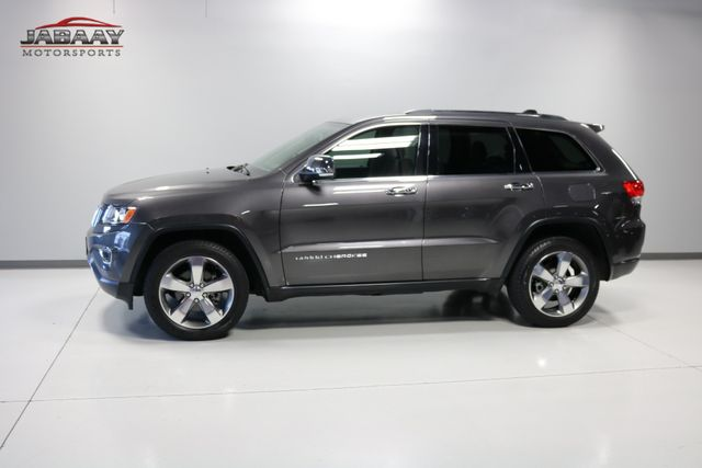 2015 Jeep Grand Cherokee Limited Merrillville, Indiana 35