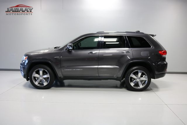 2015 Jeep Grand Cherokee Limited Merrillville, Indiana 36