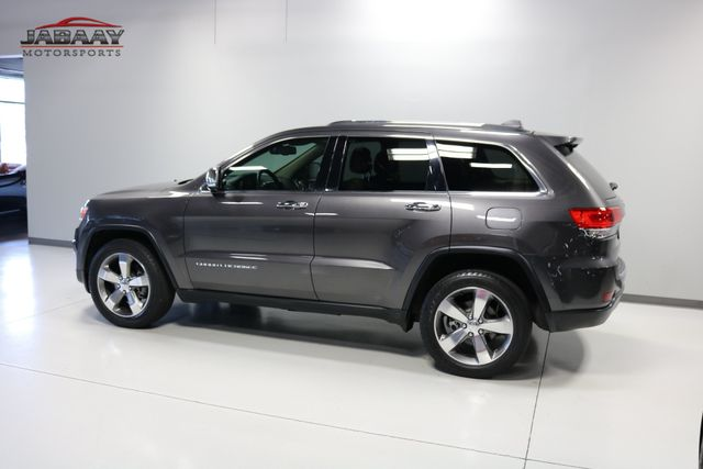 2015 Jeep Grand Cherokee Limited Merrillville, Indiana 37