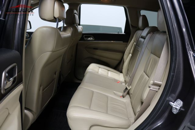 2015 Jeep Grand Cherokee Limited Merrillville, Indiana 12