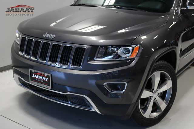 2015 Jeep Grand Cherokee Limited Merrillville, Indiana 30