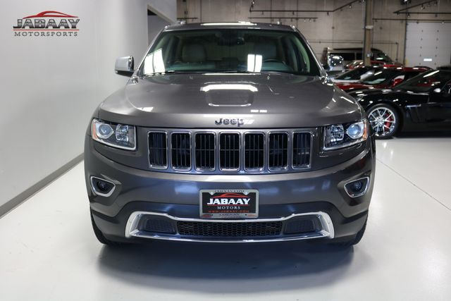 2015 Jeep Grand Cherokee Limited Merrillville, Indiana 7