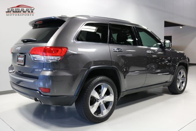 2015 Jeep Grand Cherokee Limited Merrillville, Indiana 4